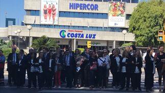 Plantilla de El Corte Inglés.