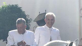 El crítico taurino Pepe Ruciero.
