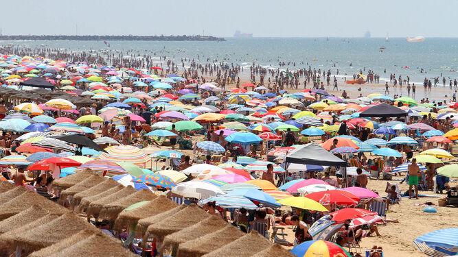 Resultado de imagen de Vista del océano desde el Cazorla en la Playa