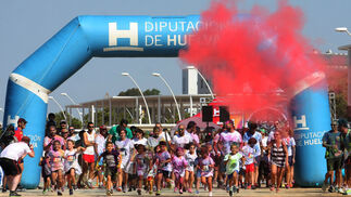La Music Run Colors en imágenes