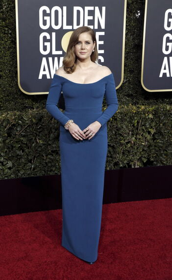 <p>Amy Adams, de Calvin Klein by Appointment.</p>