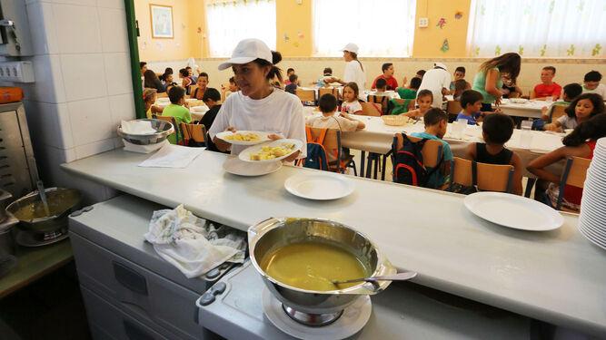 CSIf reclama que la gestión de los comedores vuelva a los colegios ...