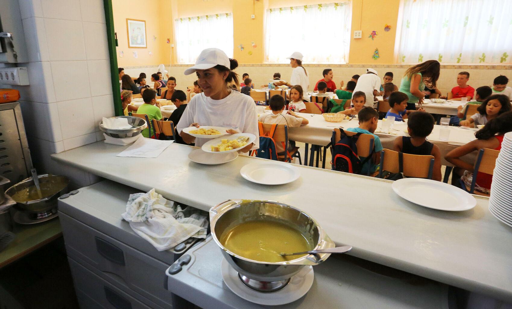 CSIf reclama que la gestión de los comedores vuelva a los ...