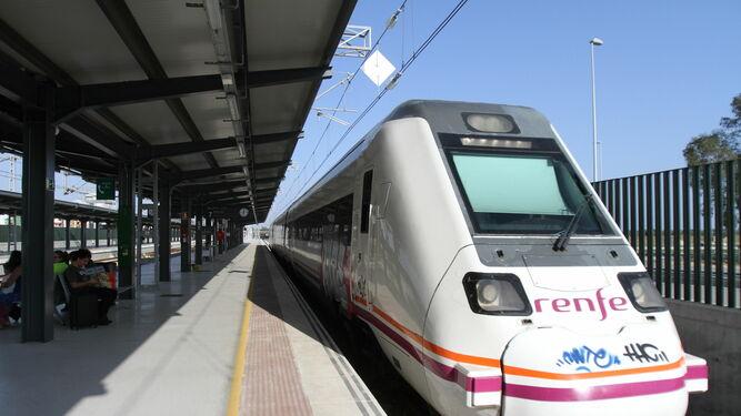 Una Nueva Avería En El Tren Que Realiza El Recorrido Huelva Madrid