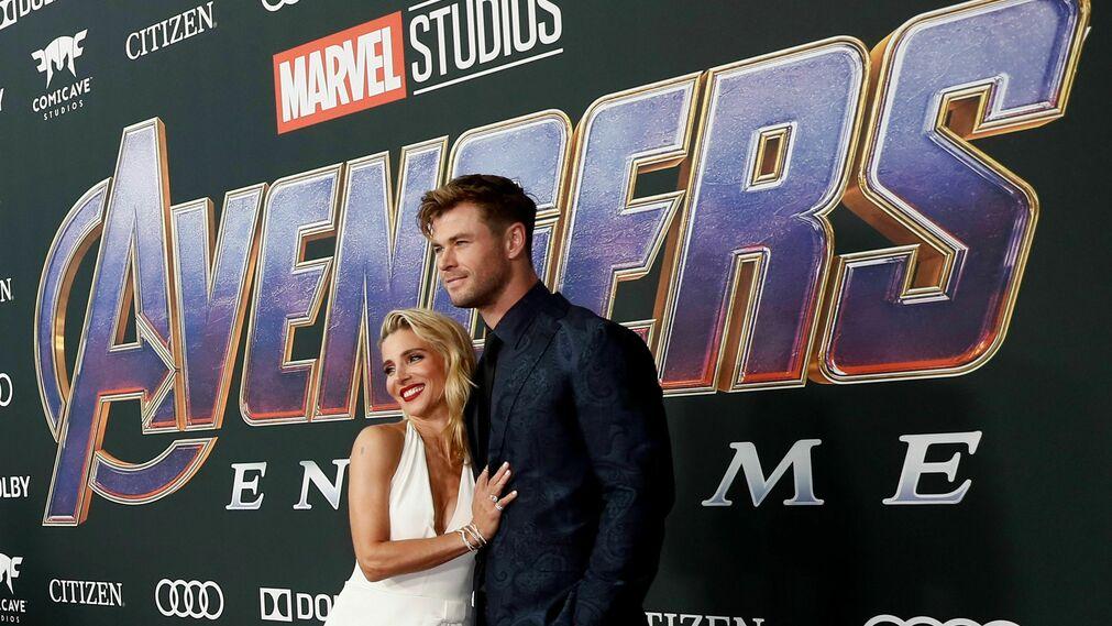 'Vengadores: Endgame', la alfombra roja del estreno de la película