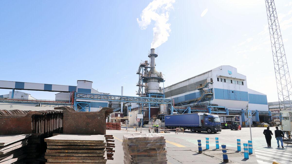 Atlantic Copper tira de las exportaciones de Huelva con 897 millones de euros
