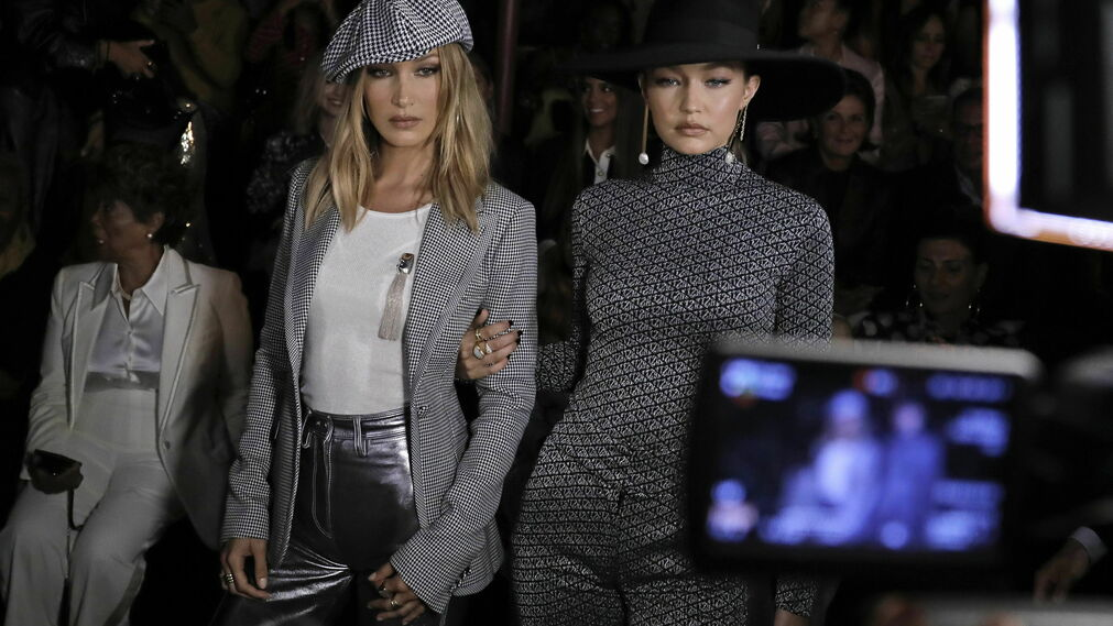 El desfile de Tommy Hilfiger en la Fashion Week de Nueva York, en fotos