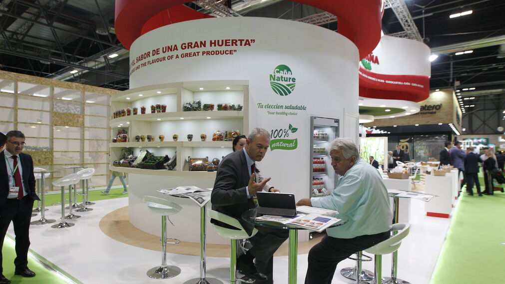 Fotogalería Fruit Attraction 2019. Madrid