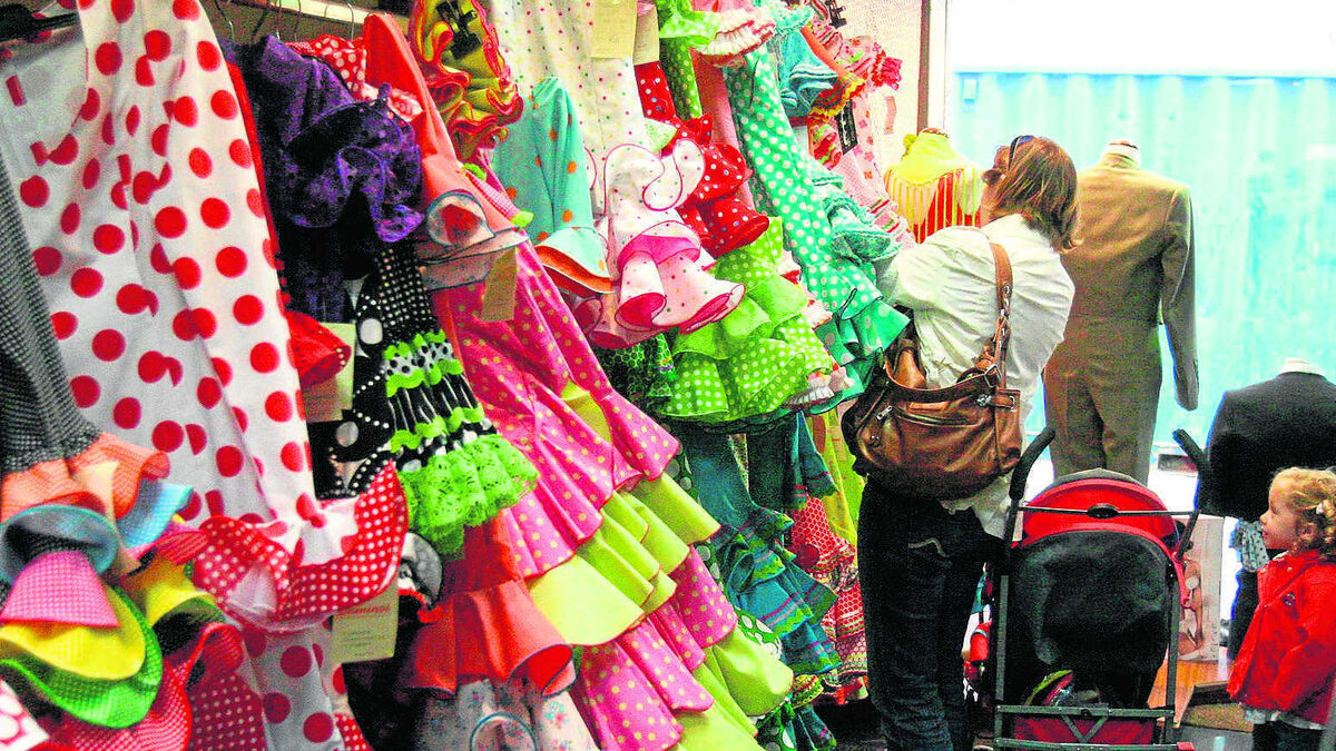 I Feria Outlet y Stock de Moda...