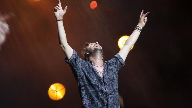Manuel Carrasco suspende la gira 'La cruz del mapa' y aplaza todos los conciertos a 2021