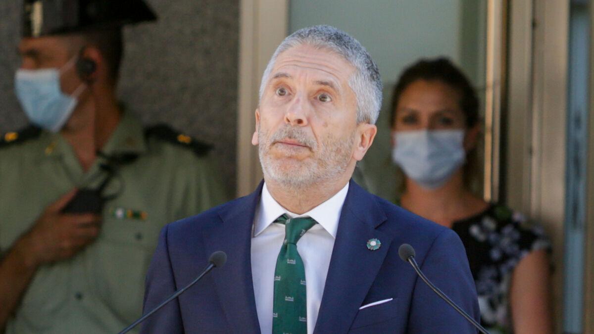 Marlaska, Iglesias y María Gámez reciben cartas amenazantes con balas dentro