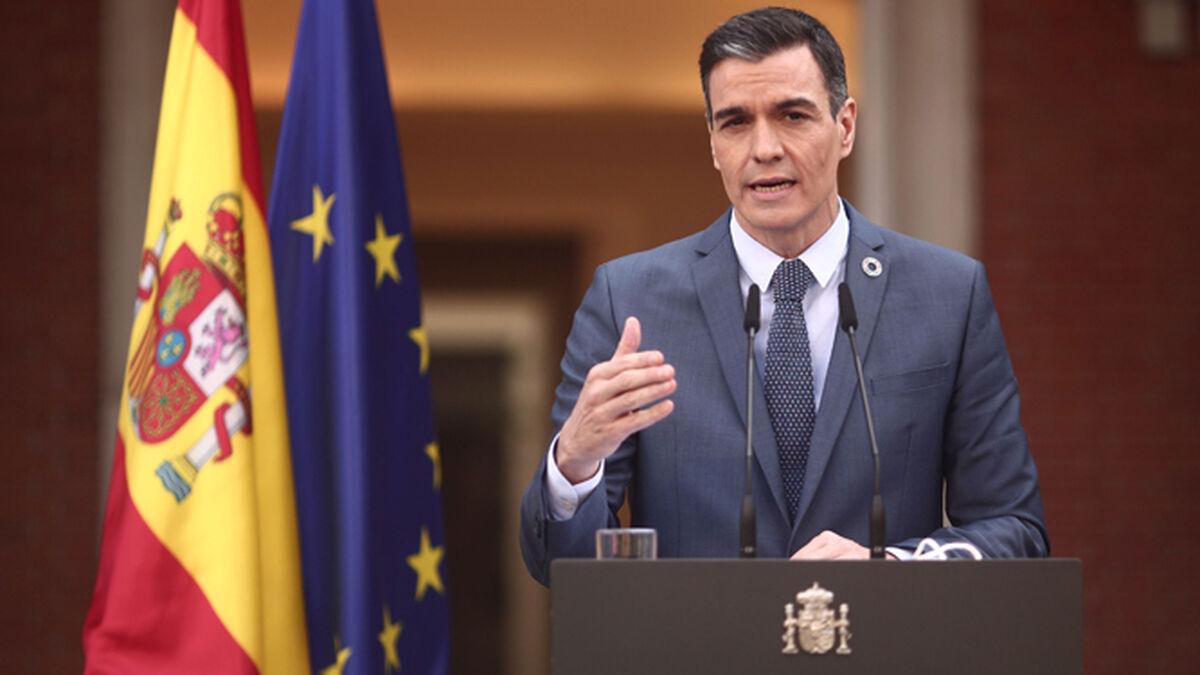 """Sánchez asegura sentir """"rechazo"""" ante la conducta """"incívica"""" del rey emérito"""