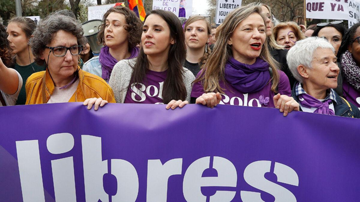 Igualdad se desmarca de las manifestaciones por el 8M