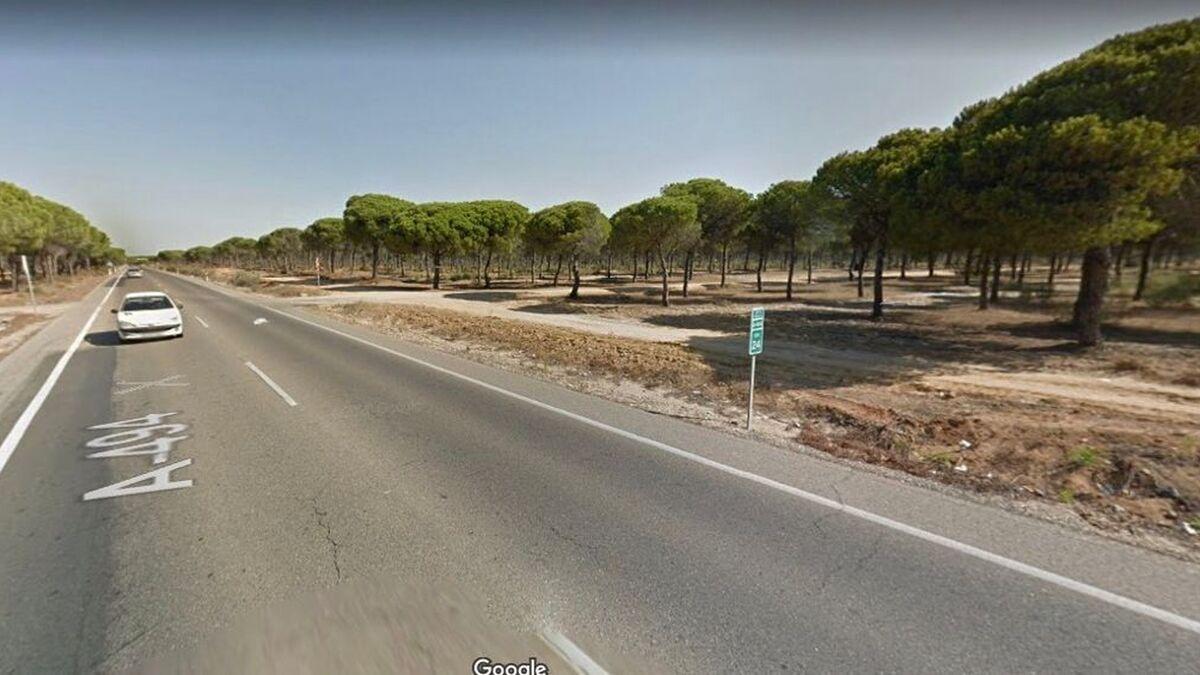 Fallece una persona en un accidente de tráfico entre Moguer y Mazagón