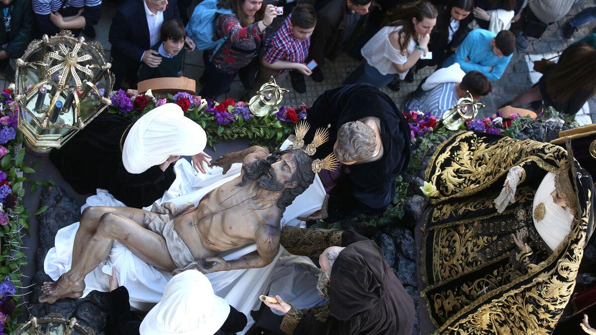 El vía crucis de las hermandades tendrá lugar en la tarde del domingo día 14