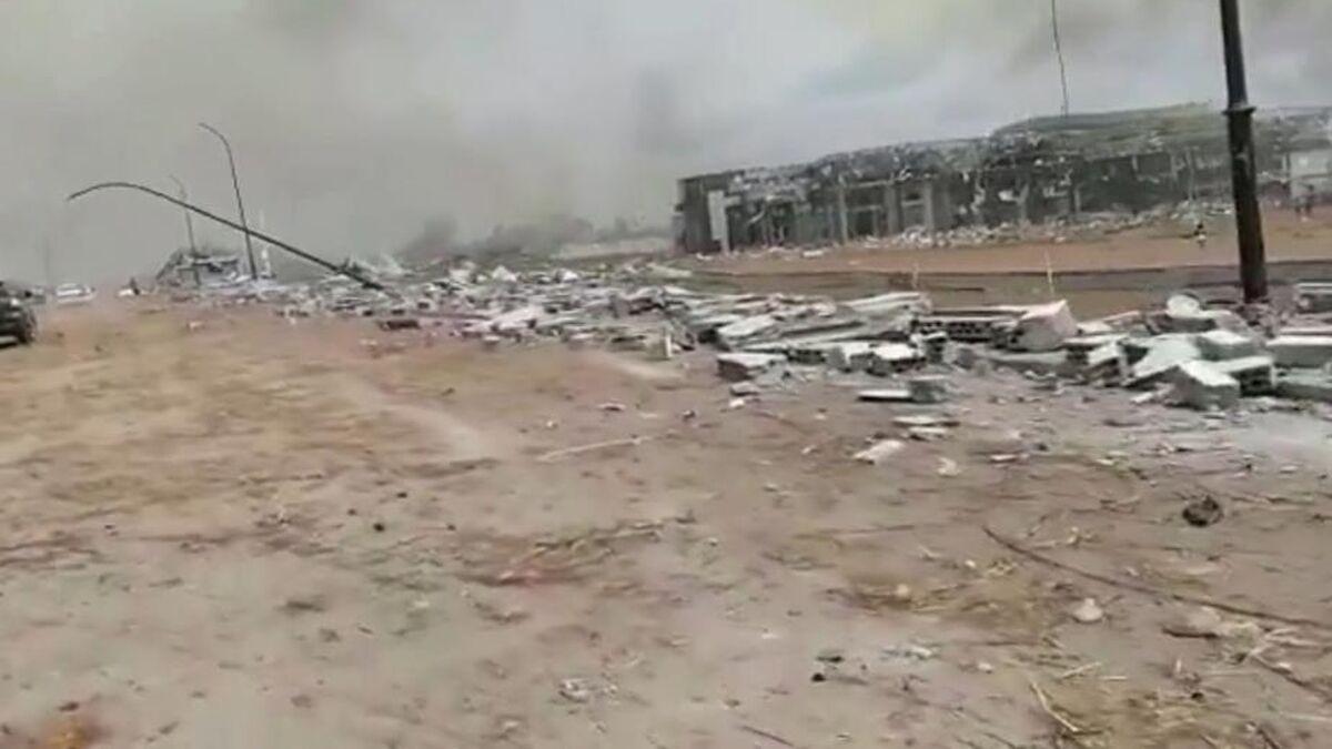 Al menos 17 muertos y 420 heridos por explosiones en Bata, Guinea Ecuatorial