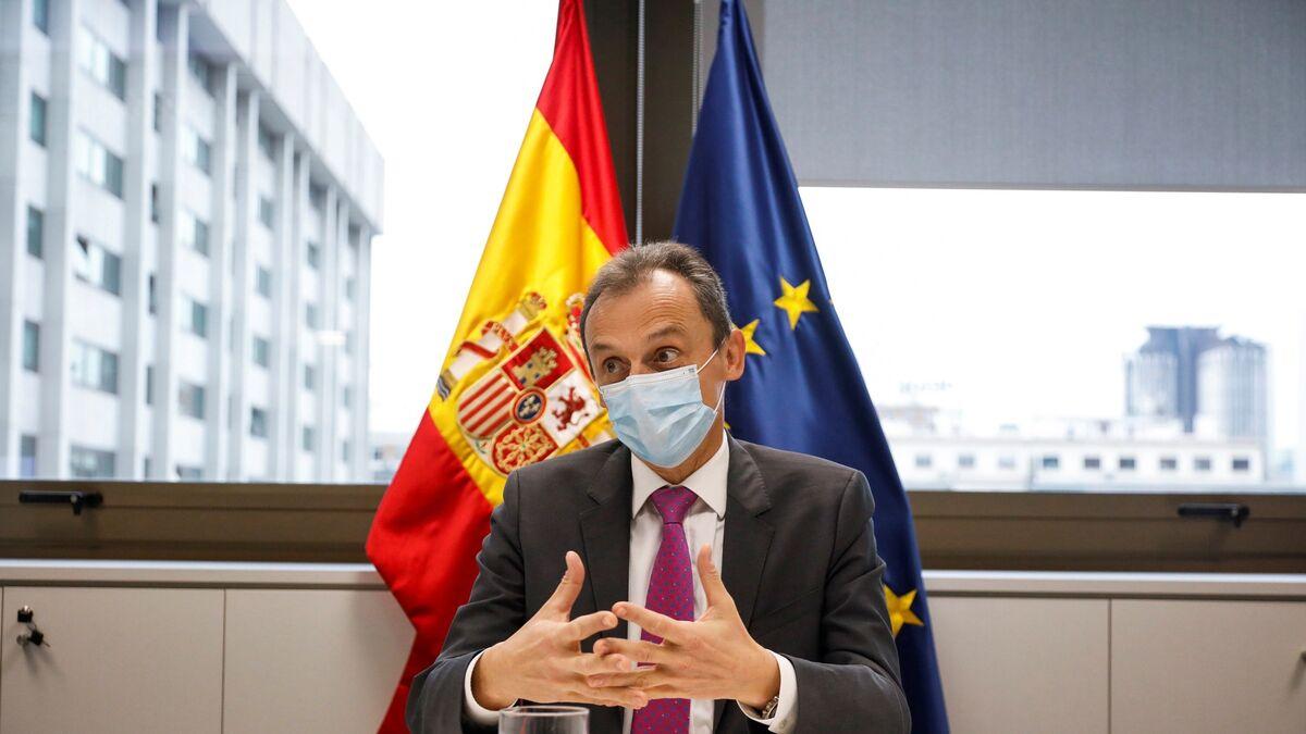 Pedro Duque asegura la inversión para el proyecto CEUS