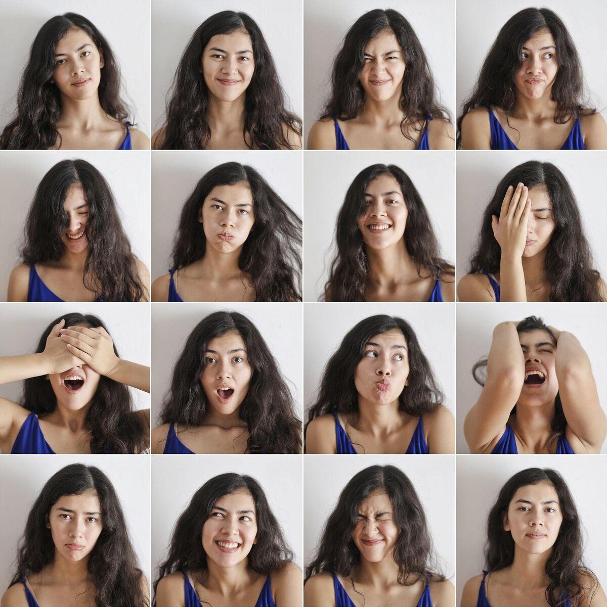 Las emociones son tan variadas como cada persona que las experimenta.