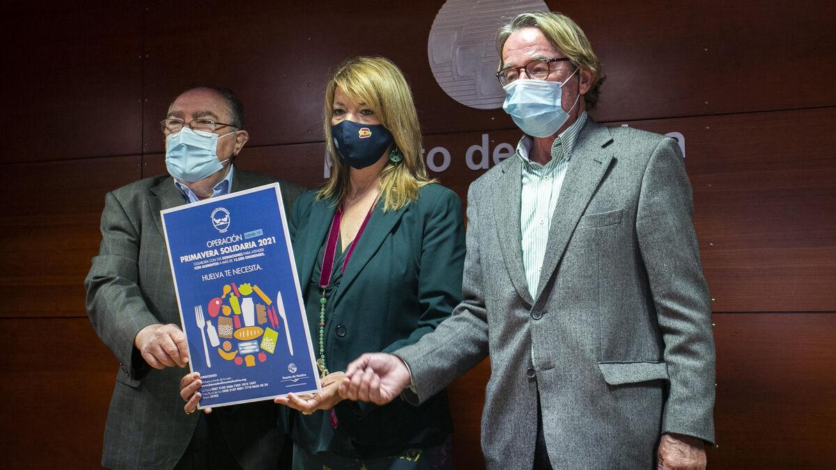 El Banco de Alimentos emprende la Operación Primavera Solidaria ante la creciente demanda por la pandemia