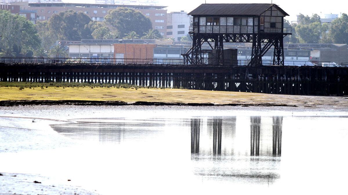 El Muelle ha permanecido abandonado desde el año 1991.