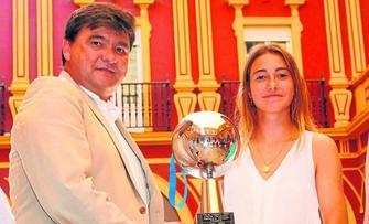 Marta Garrido marca el camino